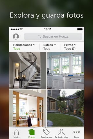 Houzz Interior Design Ideas screenshot 2