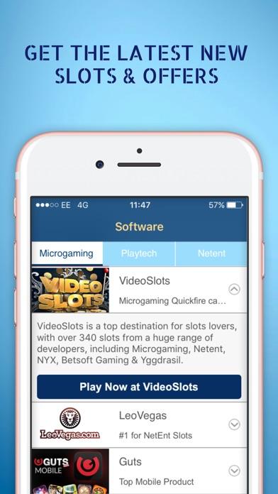 Real money slots iphone app