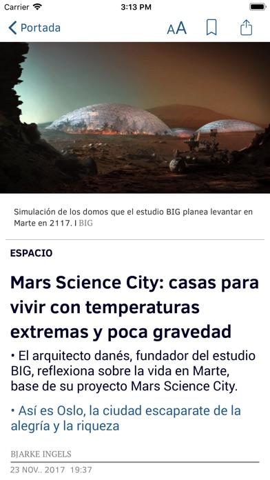 download El Mundo - Diario online apps 1