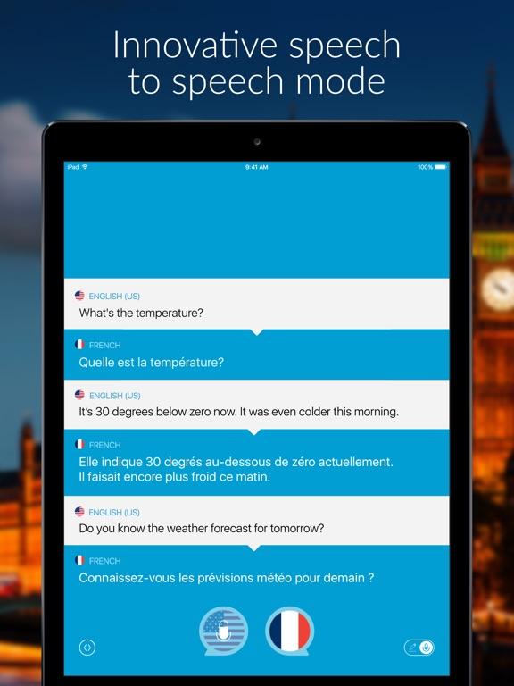 Speak & Translate Premium Screenshots