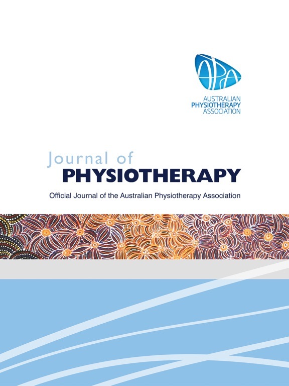 Screenshot #2 for Journal of Physiotherapy