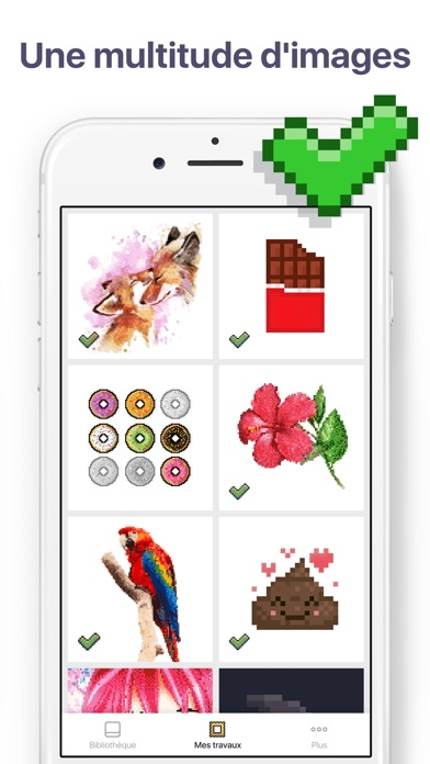 download Pixel Art - Couleur par numéro apps 2