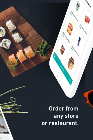 Postmates - Food Delivery screenshot 3
