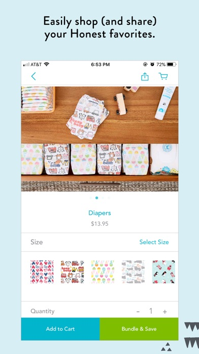 download The Honest Company apps 4