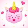 Feelings Unicorn Stickers