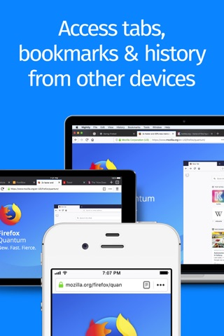 Firefox Web Browser screenshot 4