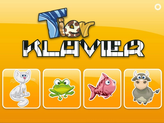 Tierklavier - 4 Animal Pianos на iPad
