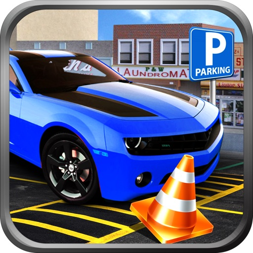 Dr. Car Parking Simulator™ iOS App