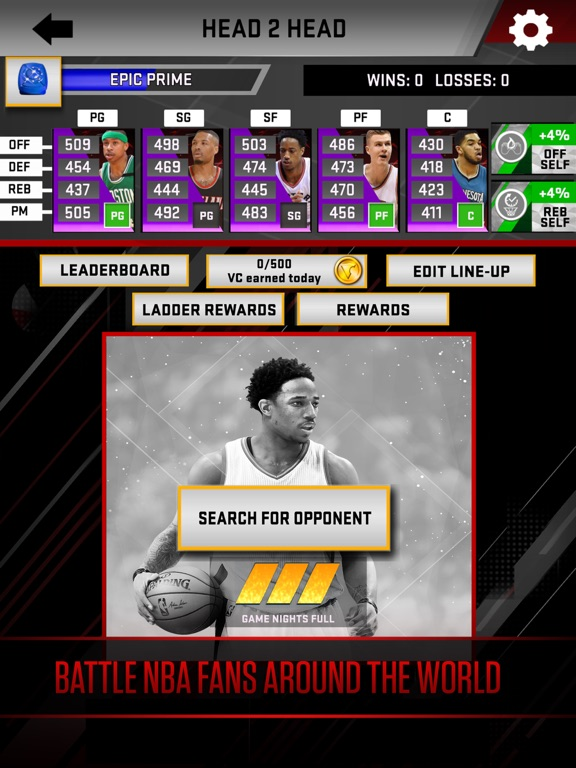 Image of My NBA 2K18 for iPad