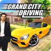 Aristakes Husikyan - Grand City Driving  artwork