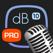 Decibel 10 PRO dBA Noise Meter