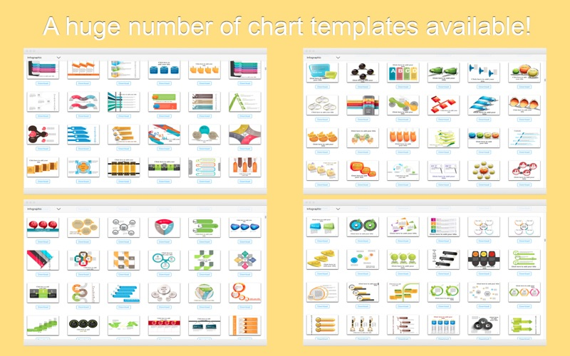 Factory 3000 Chart Templates For Powerpoint