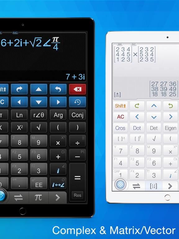 Calculator ∞ Screenshots