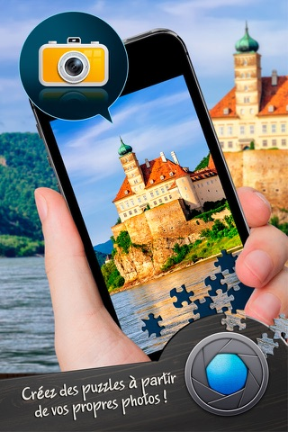 Magic Jigsaw Puzzles screenshot 4