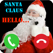 Video Call Santa Claus Noel