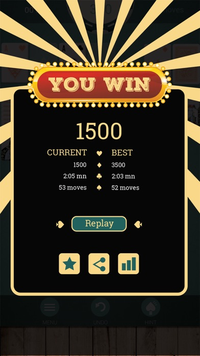 Solitaire Diamond Card Game screenshot 5