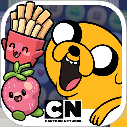 Cartoon Network Match Land app for ipad