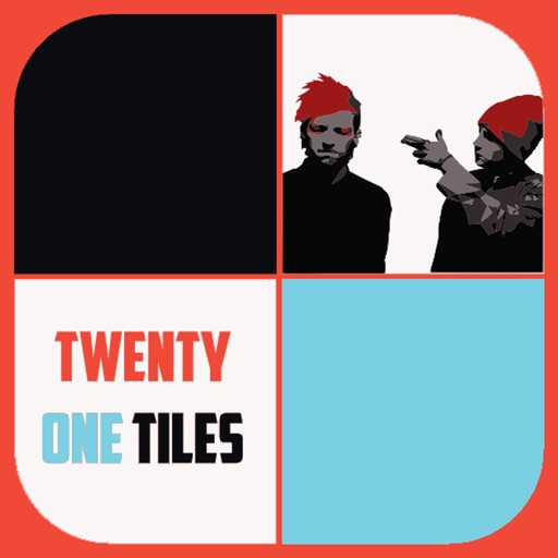 Twenty One Tiles iOS App