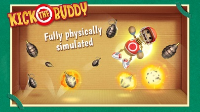 download Kick the Buddy apps 3