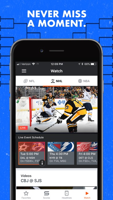 download Yahoo Sports: Scores & News apps 4