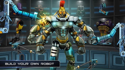 Screenshot #9 for Real Steel