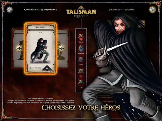 Screenshot #5 pour Talisman Prologue HD