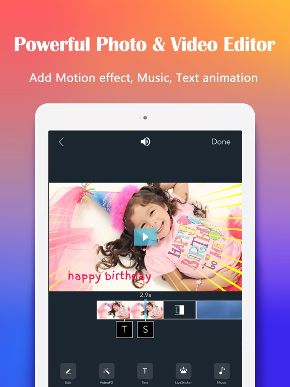 LiveCollage Pro-Photo Collage Maker&Photo Editor Screenshots