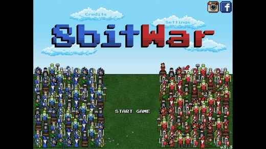 8bitWar: Origins Screenshot