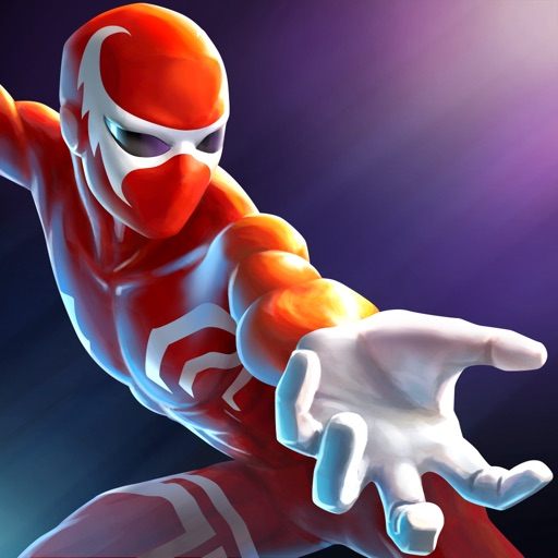 Spider Flight 2 - Parkour Run iOS App