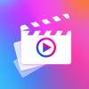動画編集 - 動画作成 · 動画加工