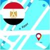 Египет оффлайновый Карта