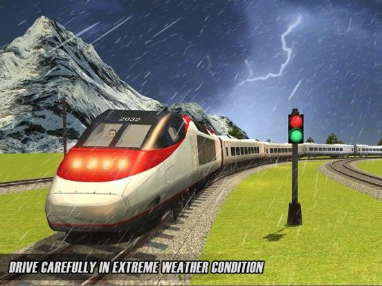 City Train Driving Adventure screenshot 10