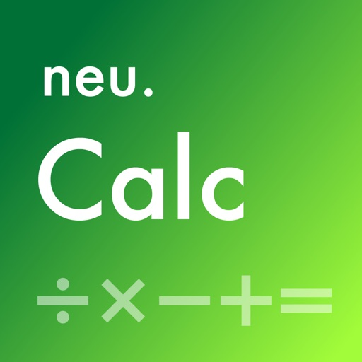 neu.Calc【创新计算器】
