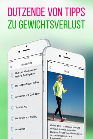 Walking for Weight Loss PRO screenshot 4