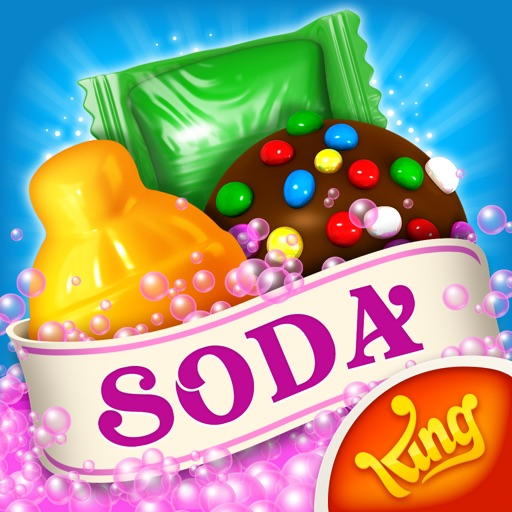 Candy Crush Soda Saga images