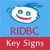 RIDBC Auslan Tutor: Key Signs