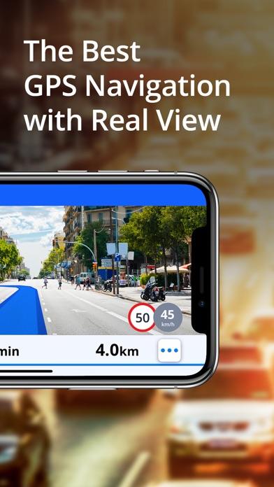 Sygic Europe: GPS Navigation Screenshot 2