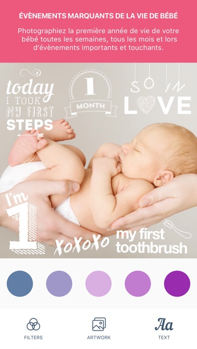 download Baby Pics - Éditeur photo apps 0
