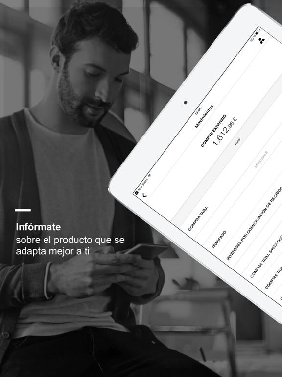 Captura de pantalla de l'iPad 1