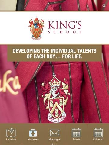 Kings School NZ screenshot 1