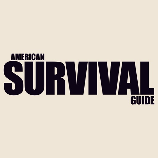 American Survival Guide iOS App