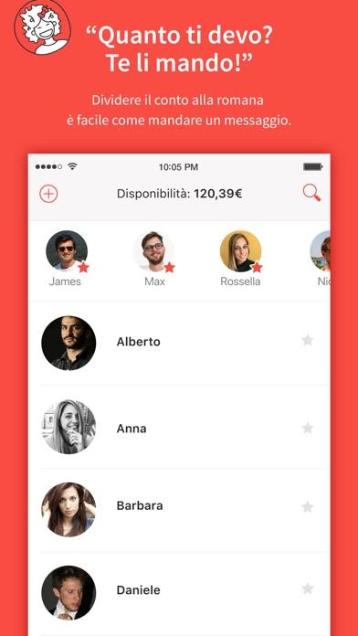 Satispay Screenshot