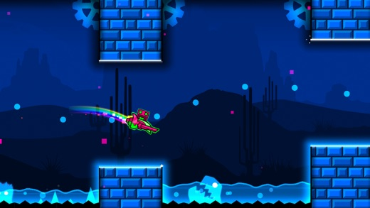 Geometry Dash SubZero Screenshots
