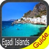 Egadi Islands offline charts GPS map Navigator
