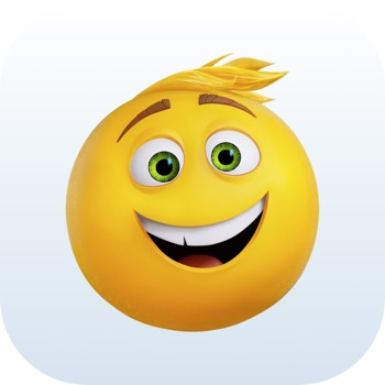 The Emoji Movie Stickers app for iphone