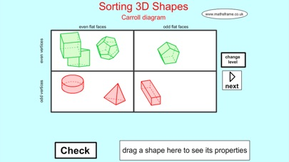 App shopper sorting 3d shapes carroll education whats new ccuart Choice Image