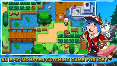 Nexomon Screenshot