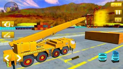 Crane Fun Sim 2017 screenshot 4