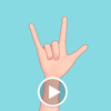 Animated Hand Sign Wiki