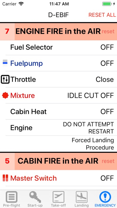 Screenshot for Checklist PA-28 in South Africa App Store